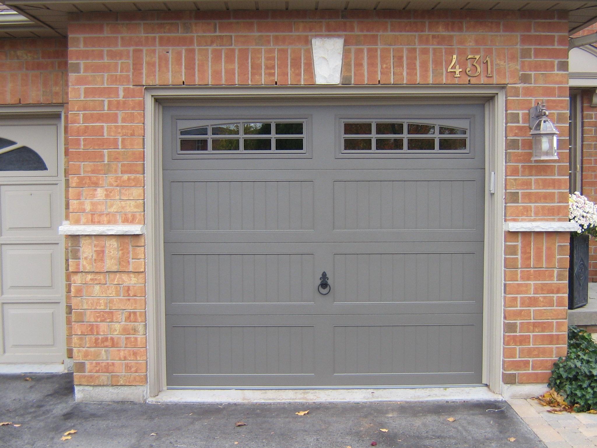 Canadian Garage Door Guys Gallery 5 Completed Installations