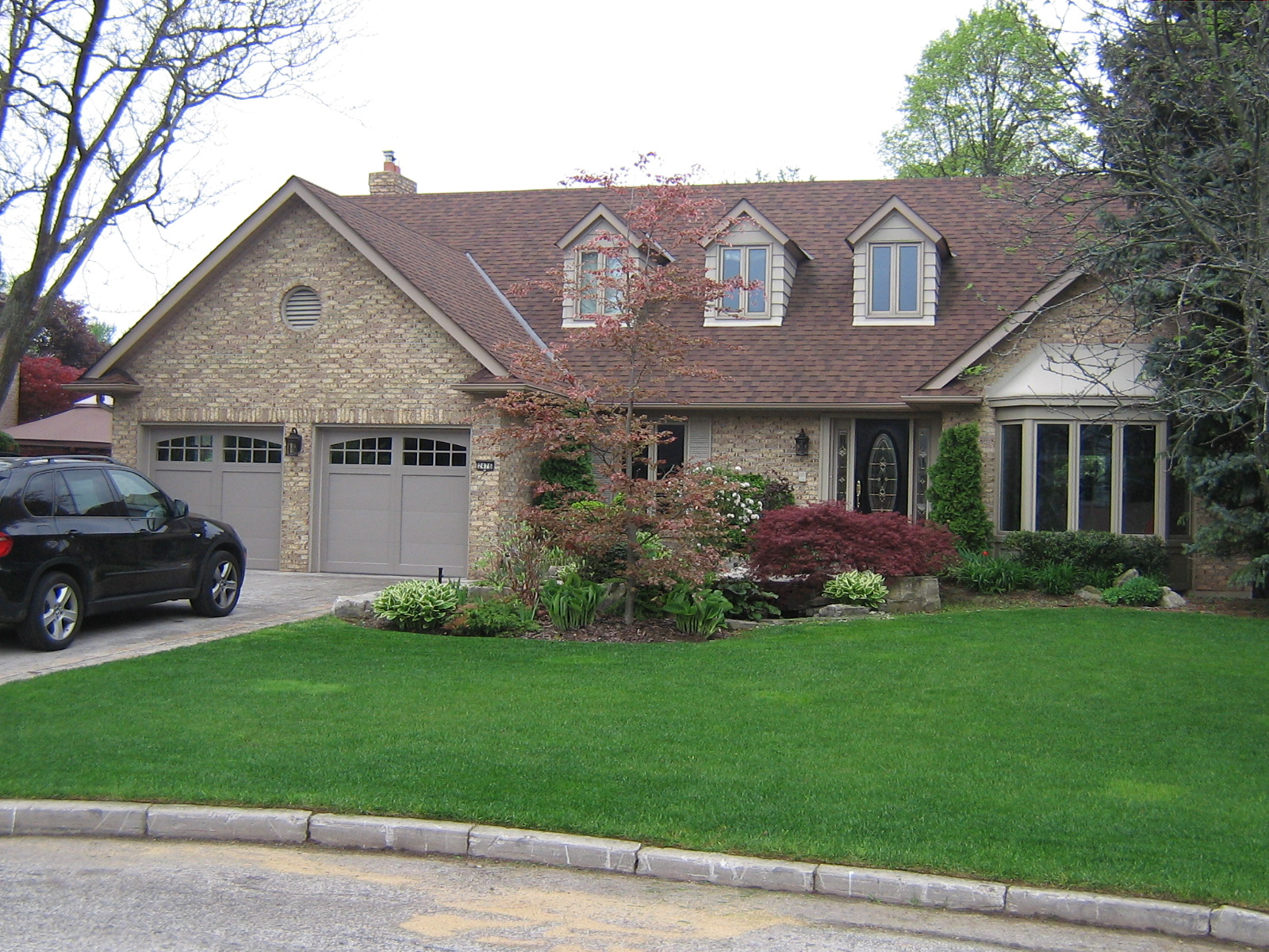 Canadian Garage Door Guys Gallery Of The Before And After Installation