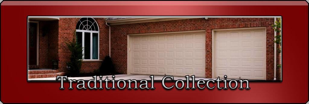 Canadian Garage Door Guys Traditional Collection