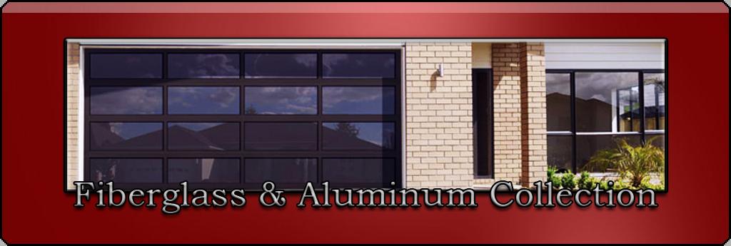 Canadian Garage Door Guys Fiberglass Aluminum Collection