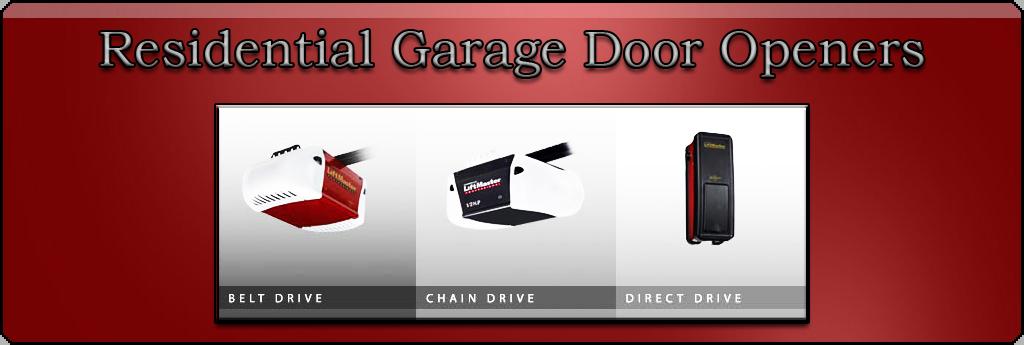 Canadian Garage Door Guys Residential Garage Door Openers
