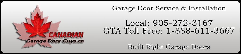 Garage Doors Service Repairs Installations Openers Serving