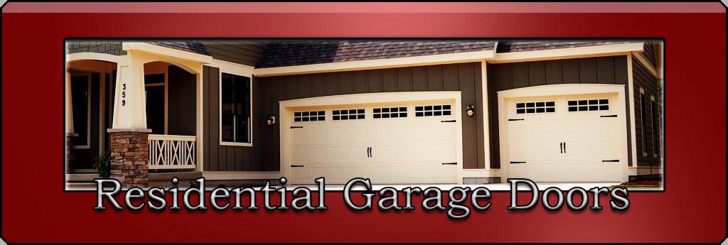 Canadian Garage Door Guys Residential Garage Doors